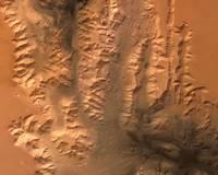 Tithonium Chasma - 1280x1024x16M (107 kB)