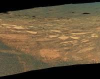 Pohled do kráteru Endurance - 1442x700x16M (110 kB)