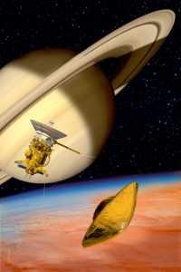 Oddělení od Cassini - 467x700x16M (26 kB)