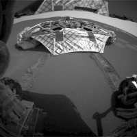První metry Opportunity - 1024x1024x16M (83 kB)