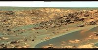 Okraj kráteru Beagle - 3000x513x16M (228 kB)